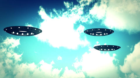 Ufo 10 Stock Video Footage
