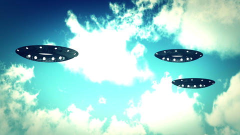 Ufo 10 Stock Video Footage