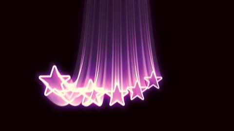 Five Stars Animation Animation