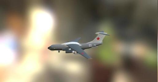 Il 78 3D Model