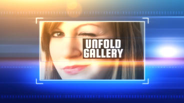 Unfold Gallery: After Effects Template After Effects Project