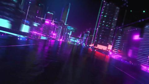 Cyberpunk Opener After Effects Template