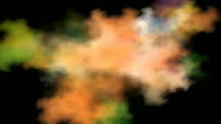 Abstract fractal background.Abstract painting multicolor texture. Motion holiday background. Modern Animation