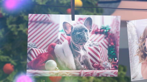 Christmas Slideshow (4K) After Effects Template