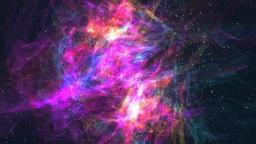 Colorful Nebula Animation