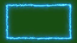 Portal - Fire Energy Style Frame Animation