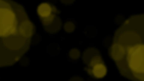 Particle Bokeh 1 Stock Video Footage
