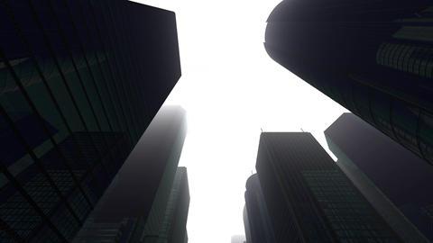 Skyscraper 2 Fb2 white 2 4k Animation