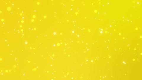 Golden yellow festive background with sparkles Animation