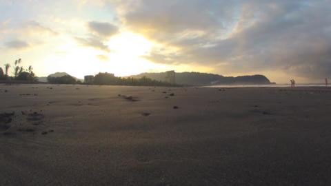 Jacco beach timelapse fast Footage