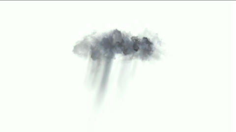 cloud & rainstorm Animation