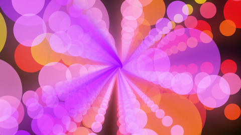 color flare Stock Video Footage