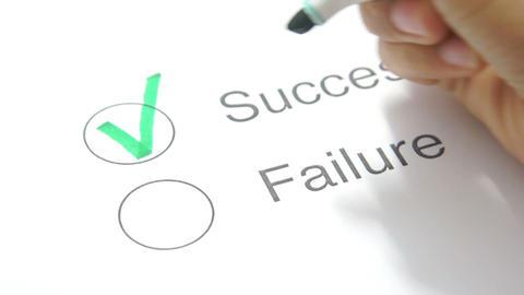 Success or Failure Footage