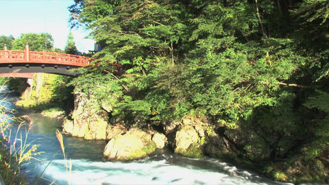 Nikko bridge Footage