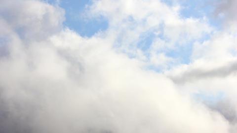 Cloudscape 25 Footage