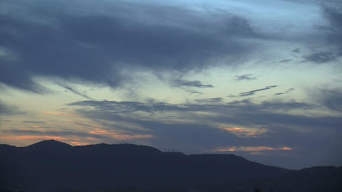 Sunset Kyoto Stock Video Footage