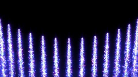 Light Water Fall 6 1 B HD Stock Video Footage