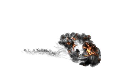 gunshot Animation