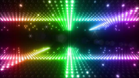 LED Wall 2 W Db M 2 HD Stock Video Footage