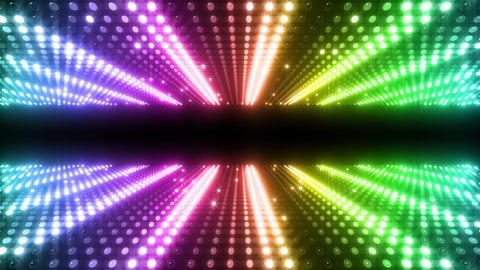 LED Wall 2 W Db Y 3 HD Stock Video Footage