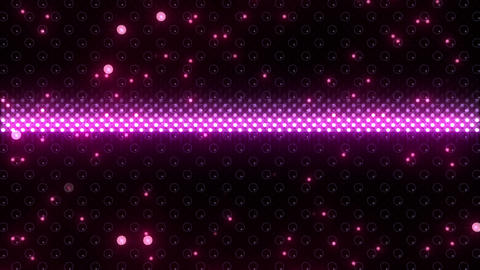 LED Wall 2 W Hb T HD Stock Video Footage