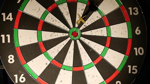 darts 02 Footage