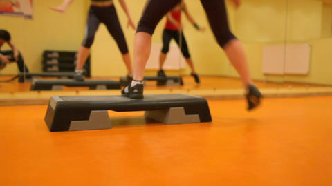fitness 05 Stock Video Footage