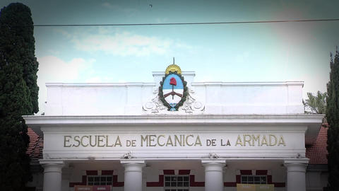 Navy Petty-Officers School Of Mechanics, Buenos Aires, Argentina Footage