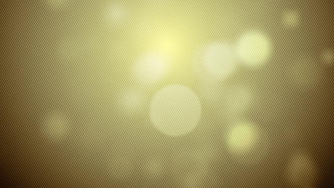 Gold particles loop background Animation
