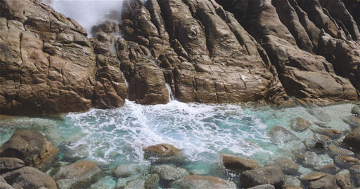 injidup natural spa located in Naturaliste area. Tourism and nature, Western Live Action