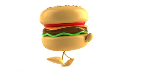 burger 2 Animation