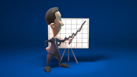 business boy 2 Animation