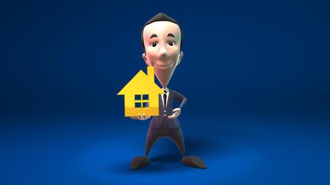 business estate2 Animation