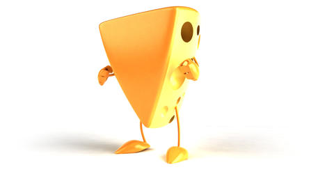 cheese 01 Animation
