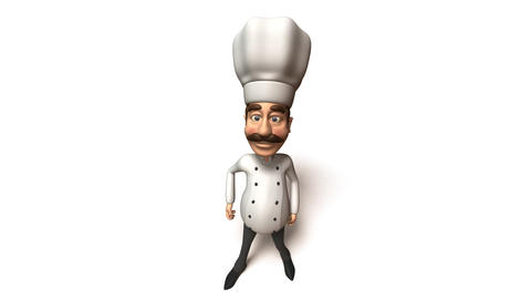 chef Stock Video Footage