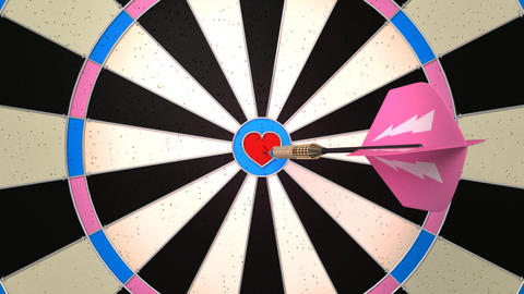 darts love Animation