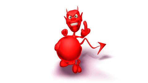 devil 2 Stock Video Footage