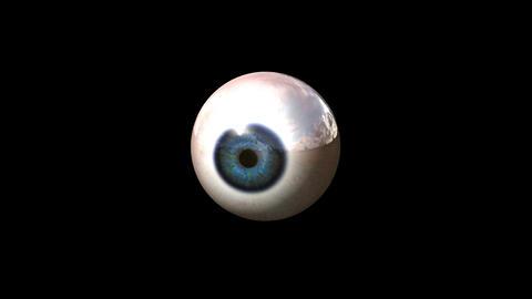 eye2 Stock Video Footage