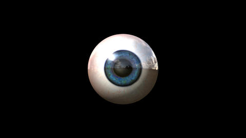 eye2 Stock Video Footage