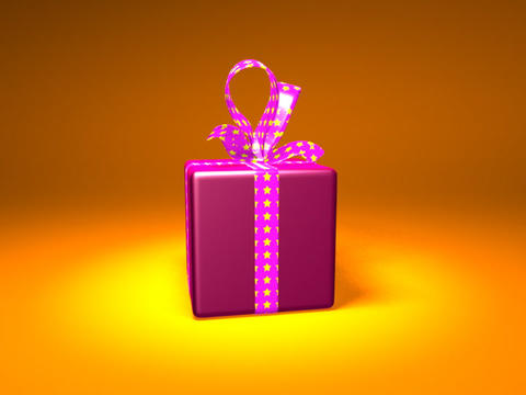 gift Stock Video Footage