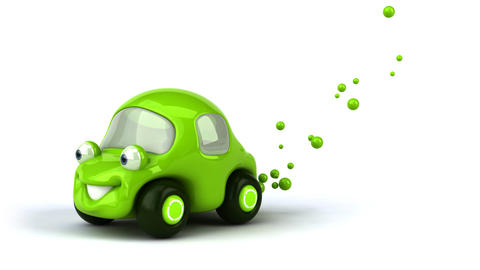 greencar2 Animation