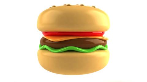 hamburger 1 Animation