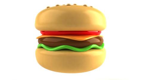hamburger 1 Stock Video Footage