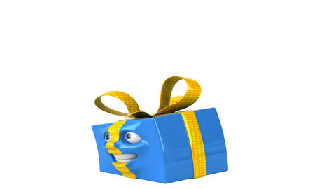 happygift2 HD Animation