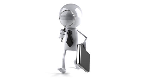 businessman 1 Animation