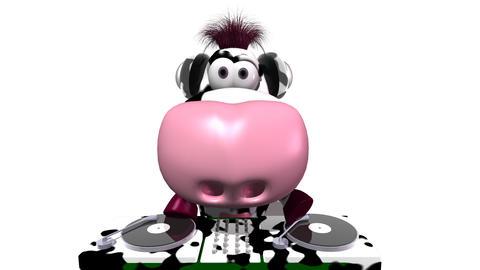 Cow marjodj2 Animation