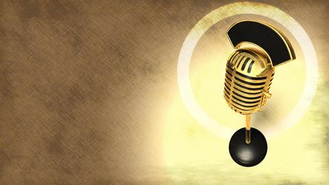 microphone Animation
