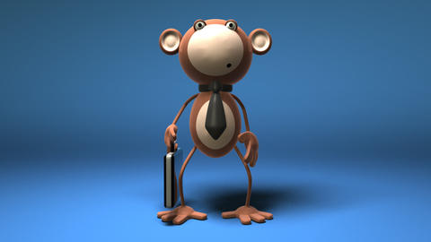 monkey 04 Animation