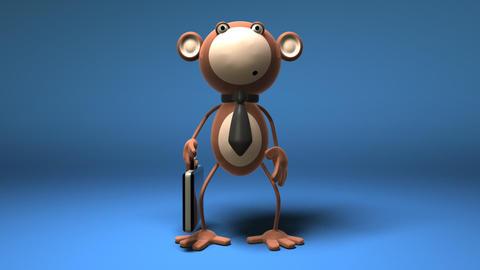 monkey 04 Animation