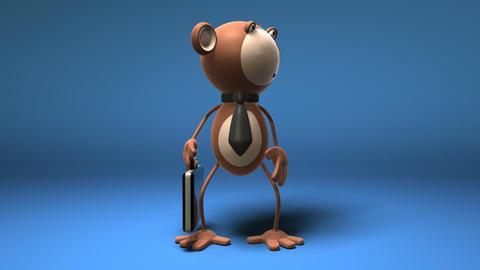 monkey 04 Stock Video Footage